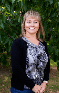 Sandra, a dental hygienist and patient coordinator for Yakima Smiles